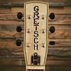 Gretsch G9221 Bobtail Stl Round-Neck A.E. Stl Bdy Spider Cone Res Gtr Fishman Nashville Res Pickup