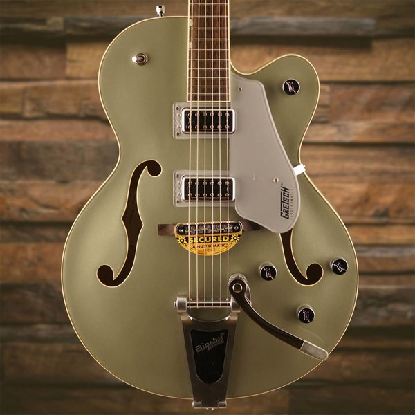 Gretsch Guitars Gretsch G5420T Electromatic Hollow Body Single-Cut with Bigsby, Aspen Green