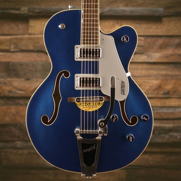 Gretsch Guitars Gretsch G5420T Electromatic Hollow Body Single-Cut with Bigsby, Fairlane Blue