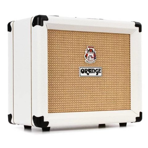Orange CRUSH20LTD Limited 50th Anniv 20 Watt 4 Stage Preamp Channel Switching HP Out Aux in 8'' Spkr
