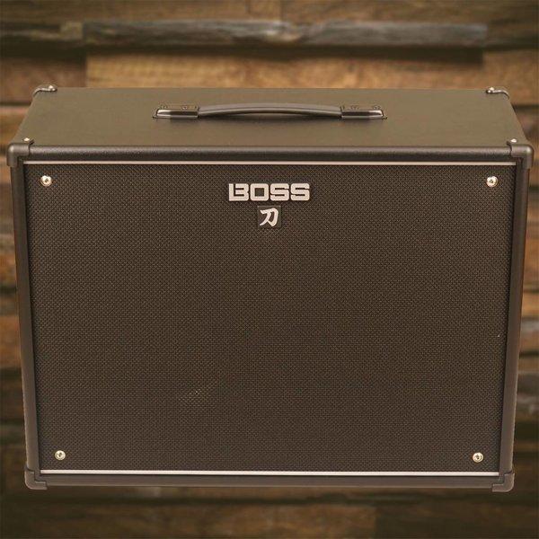 "Boss Boss Katana 212 150W 2x12"" Guitar Amplifer Cabinet"