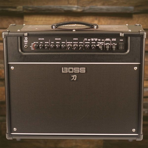 Boss Boss Katana Artist 100W Combo Amplifier