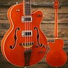 "Gretsch G5440LSB Electromatic Hollow Body 34"" Long Scale, Rw Fngrbrd, Orange"