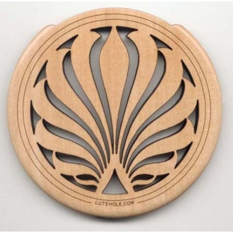 Lute LH01MA Maple Hole Cover