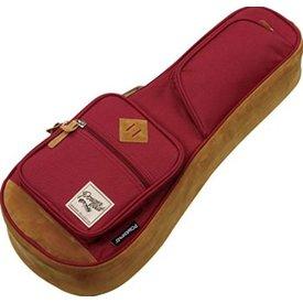 Ibanez Ibanez IUBS541WR POWERPAD gig bag for Ukulele Soprano Wine Red