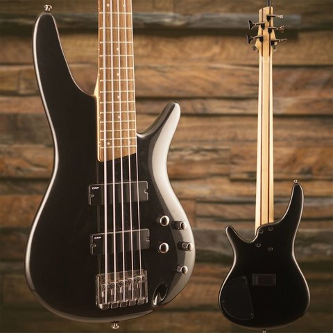 Ibanez SR Standard 5str Electric Bass - Iron Pewter