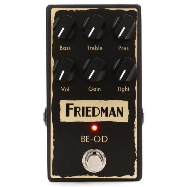 Friedman Friedman BE-OD Overdrive Pedal