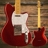 Ibanez TM302PMRSP Talman Standard 6str Electric Guitar - Red Sparkle
