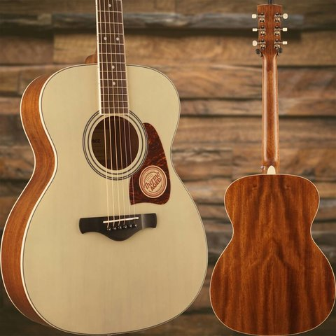 Ibanez AC320ABL Artwood Grand Concert Acoustic Guitar - Antique Blonde Low Gloss