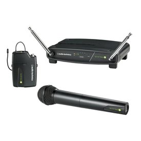 Audio Technica Audio Technica VHF System 9 Handheld VHF System Wireless