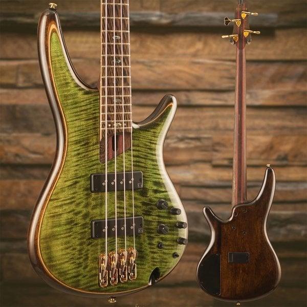 Ibanez Ibanez SR1400EMLG SR Premium 4str Electric Bass - Mojito Lime Green