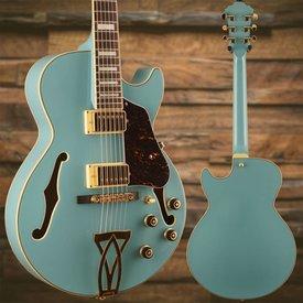 Ibanez Ibanez AG Artcore 6str Electric Guitar  - Mint Blue