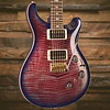 PRS Paul Reed Smith Custom 24 Piezo Ten 10-Top, Pattern Thin Neck, Violet Blue Burst