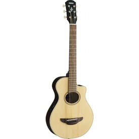 Yamaha Yamaha APXT2 NA Natural APX Thinline Acoustic Electric Cutaway Guitar