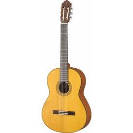 Yamaha Yamaha CG122MSH Classical Guitar Spruce Top Lower Action