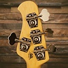 Ernie Ball Music Man Old Smoothie StingRay Butterscotch, Maple w/ Case