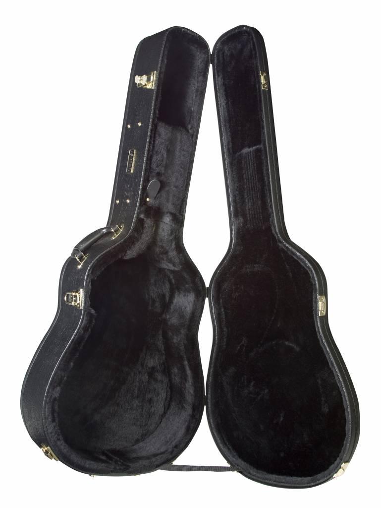 Yamaha Dc Ag Vinyl Hardshell Case For Ll Lj Series Steel String Guitar