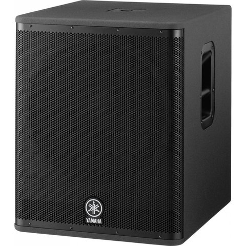 Yamaha DSR118W Powered Subwoofer - 800 Watts, 18'' Woofer