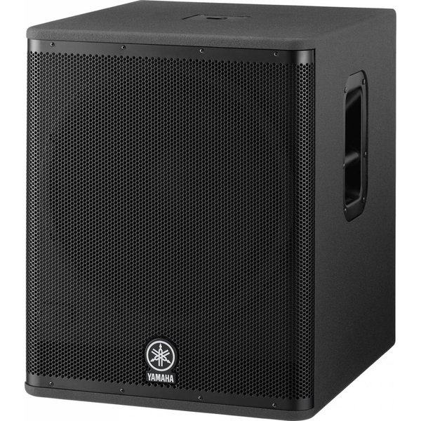 Yamaha Yamaha DSR118W Powered Subwoofer - 800 Watts, 18'' Woofer