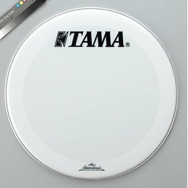 "TAMA Tama SW22BMTT 22"" Bass Drum Head Smooth White"