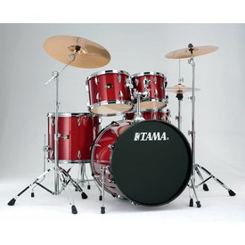TAMA Tama IP52KCCPM Imperialstar w/Cymbals Candy Apple Mist