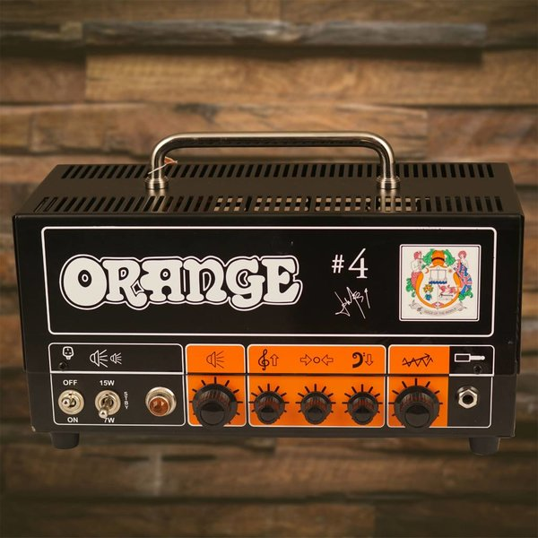 Orange Orange TT15JR Signature #4 Jim Root Terror Rockerverb Voicing wEQ 15/7 Watt