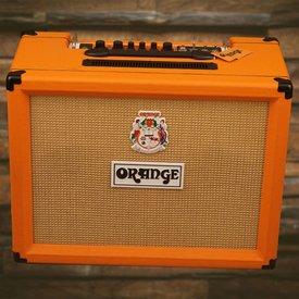 Orange Orange ROCKER-32 30/15 watt combo, 2X10'' VOTW gold label spkr, natural/dirty channel, mono or stero FX return
