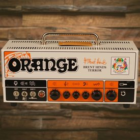 Orange Orange Brent Hinds Terror 15 Watt Guitar Amp Head