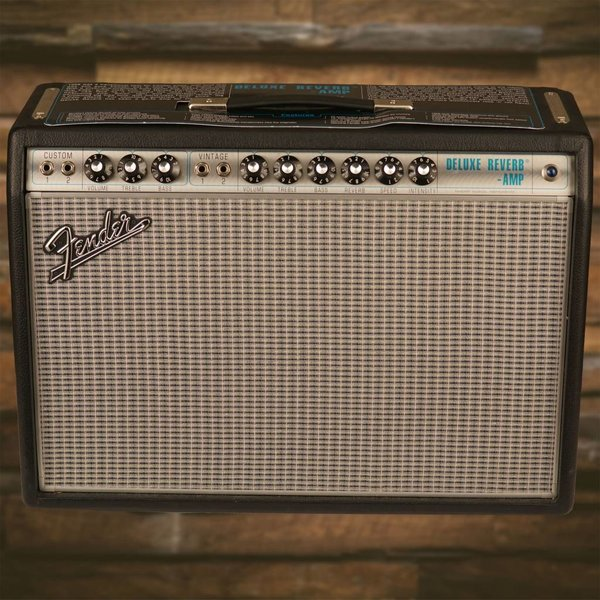 Fender 68 Custom Deluxe Reverb, 120V