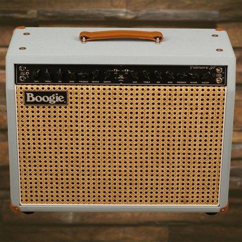 Mesa Boogie Fillmore 50 Configured 1x12 Combo 117D Baby Blue Bronco