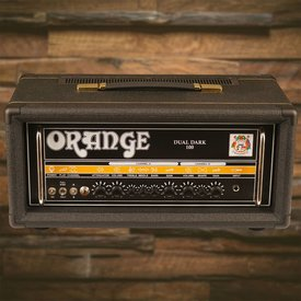 Orange Orange DD100 Black Dual Dark 100/70/50/30 watt Class A/B 2 ch high gain tube amp