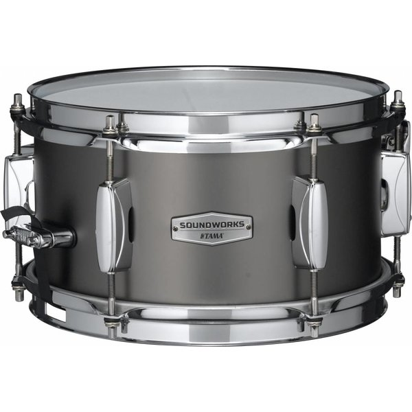 "TAMA Tama DST1055M Soundworks 5.5"" X 10"" Steel Snare Drum"