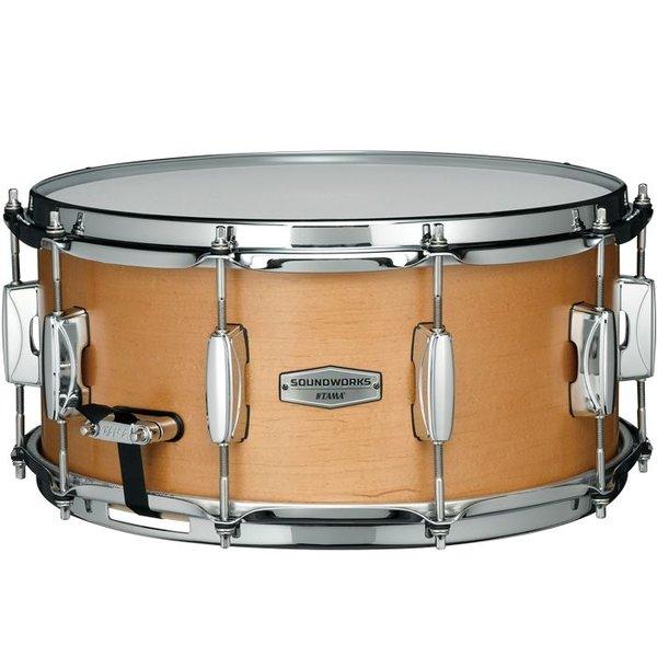 "TAMA Tama DMP1465MVM Soundworks 6.5"" X 14"" Maple Snare Drum"