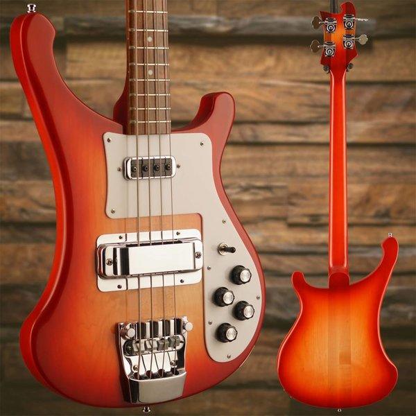 Rickenbacker 2017 Rickenbacker 4003S 4 String Bass Fireglo S/N 20761-17