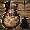 Gibson LPC-PSL11191 Custom Les Paul Custom 3A Quilt Top w Gold Hardware - Cobra Burst