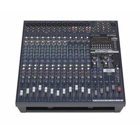 Yamaha Yamaha EMX5016CF 16 Input Powered Mixer w/ Dual 500 Watt Power Amp