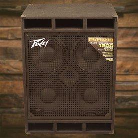 "Peavey Peavey PVH 410 4 X 10"" 1200W Bass Cabinet"