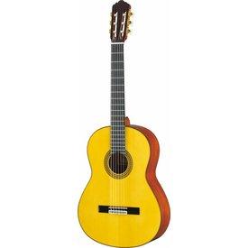 Yamaha Yamaha GC12S Handcrafted Spruce Classical Guitar W/Case