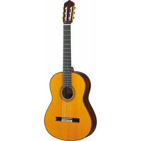 Yamaha Yamaha GC42C Handcrafted Cedar Classical Guitar W/Case
