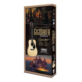 Yamaha Yamaha GIGMAKER DLX Gigmaker Deluxe FD01S Guitar Pkg