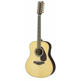 Yamaha Yamaha LL16R-12HC L Series Rosewood 12-String Folk Acous w/ Passive Pickup/Case