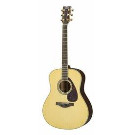 Yamaha Yamaha LL6RHC L Series Rosewood Folk Acoustic Guitar w/ Passive Pickup w/ Case