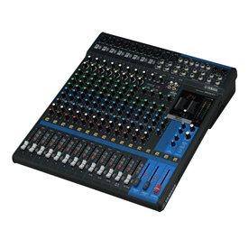 Yamaha Yamaha MG16XU 16-Input Six Bus Mixer w/ Effects and USB