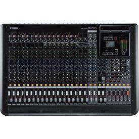 Yamaha Yamaha MGP24X 24-Input, 4-Bus Mixer, Dual Fx, 1-Spx, 1- Rev-X; iPod Connectivity