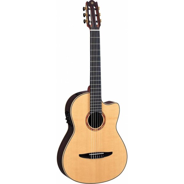 yamaha yamaha ncx2000r ncx acoustic electric classical guitar rosewood melody music shop. Black Bedroom Furniture Sets. Home Design Ideas