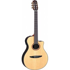 Yamaha Yamaha NTX1200R NTX Acoustic-Electric Classical Guitar - Rosewood
