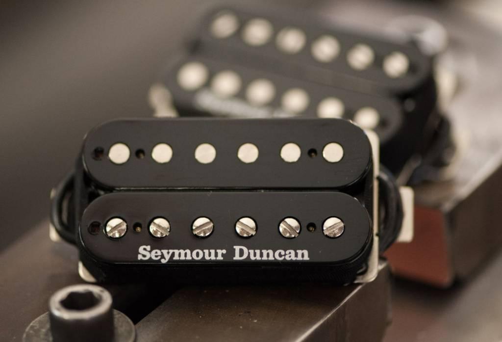 Seymour Duncan Seymour Duncan Set, Pearly Gates Black