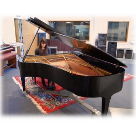 Baldwin Baldwin SF-10 7'0'' Studio Grand Piano - this is THE piano used by The Fray on How to Save a Life