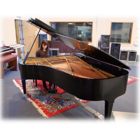 "Baldwin SF-10 7'0"" Studio Grand Piano - this is THE piano used by The Fray on ""How to Save a Life"""