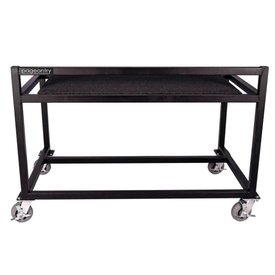 "Pageantry Innovations Pageantry AR-50 Orchestral Multi Rack 36"" H x 51"" W x 31.5"" D with a 42"" W x 24"" D"